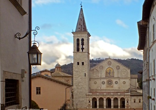 Spoleto with kids: our guide