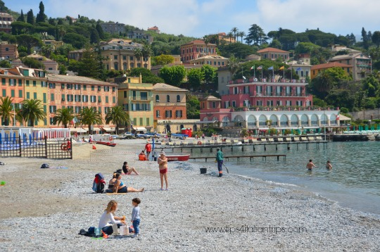 Santa Margherita Ligure Italy  city photo : santa margherita beach
