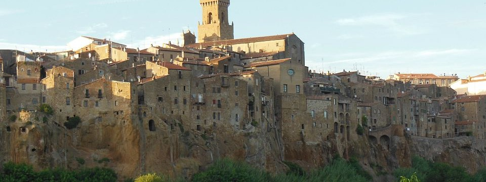Pitigliano, the queen of the Tufa Towns