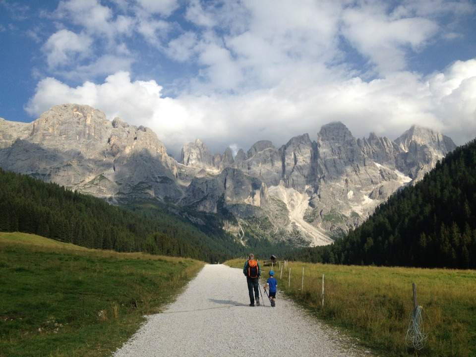 Dolomites, the mountain we love the most