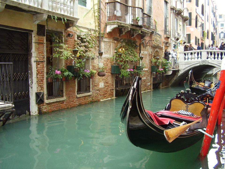 Top tips for travelling to Venice with kids