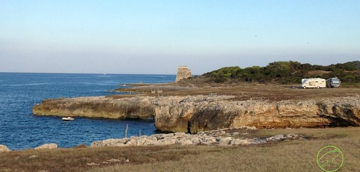 Top 10 Puglia beaches for kids
